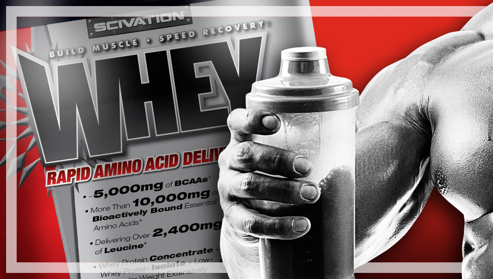 Протеин-SciVation-WHEY