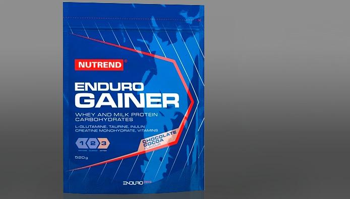 Enduro-Gainer-Nutrend-банер