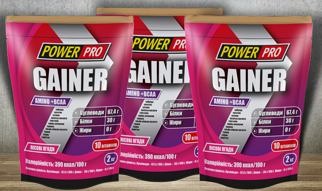 GAINER-POWER-PRO-1000-грамм