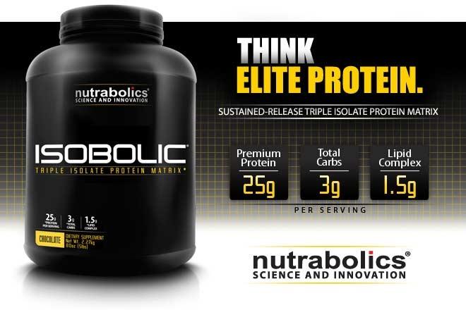 NutraBolics-Isobolic