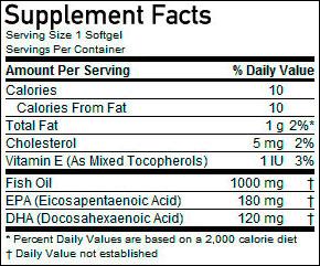 Optimum-Nutrition-Fish-Oil-состав