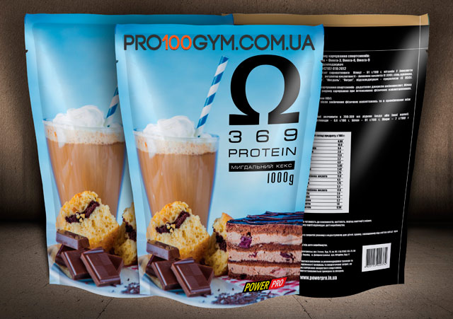 Protein-Omega-Power-Рro-1000-гр