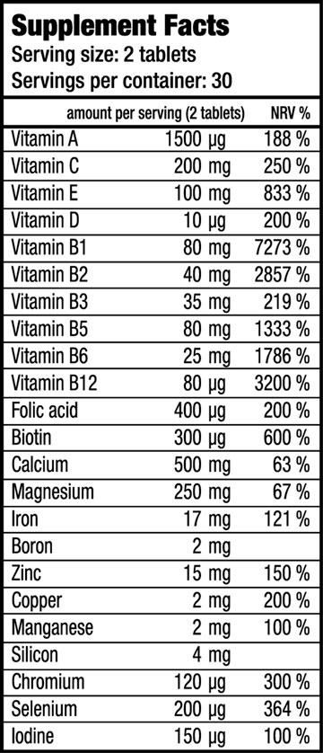 купить витамины спортивные usa