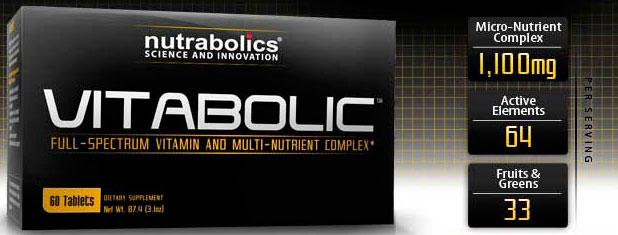 VitaBolic-Nutrabolics