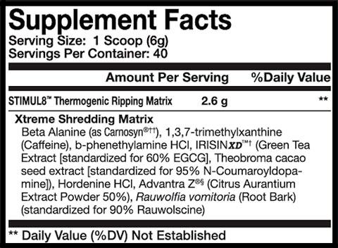 finaflex-stimul8-ingredients