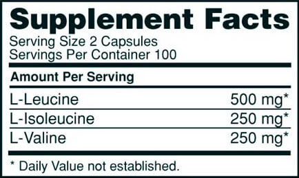 optimum-nutrition-bcaa-1000-caps-facts
