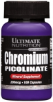 Ultimate Nutrition Chromium Picolinate 100 капсул