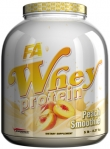 Whey Protein Fitness Authority Nutrition 2270g