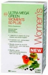 GNC Ultra Mega Green Women's 50 plus 60 капсул