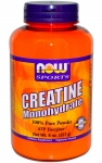 Creatine Monohydrate Powder NOW 227g