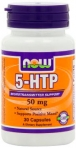5-HTP NOW 50 mg 30 капсул