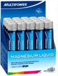 Multipower Magnesium Liquid 250 mg 20 ампул по 25 мл