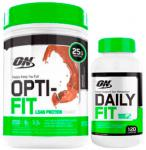 Набор питания Optimum Nutrition Opti-Fit & Daily-Fit