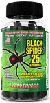 Black Spider 25 Cloma Pharma 100 капсул