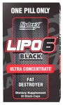 Lipo-6 Black ultra concentrate Nutrex 60 капсул