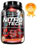 Nitro-Tech Performance Series MuscleTech 908g